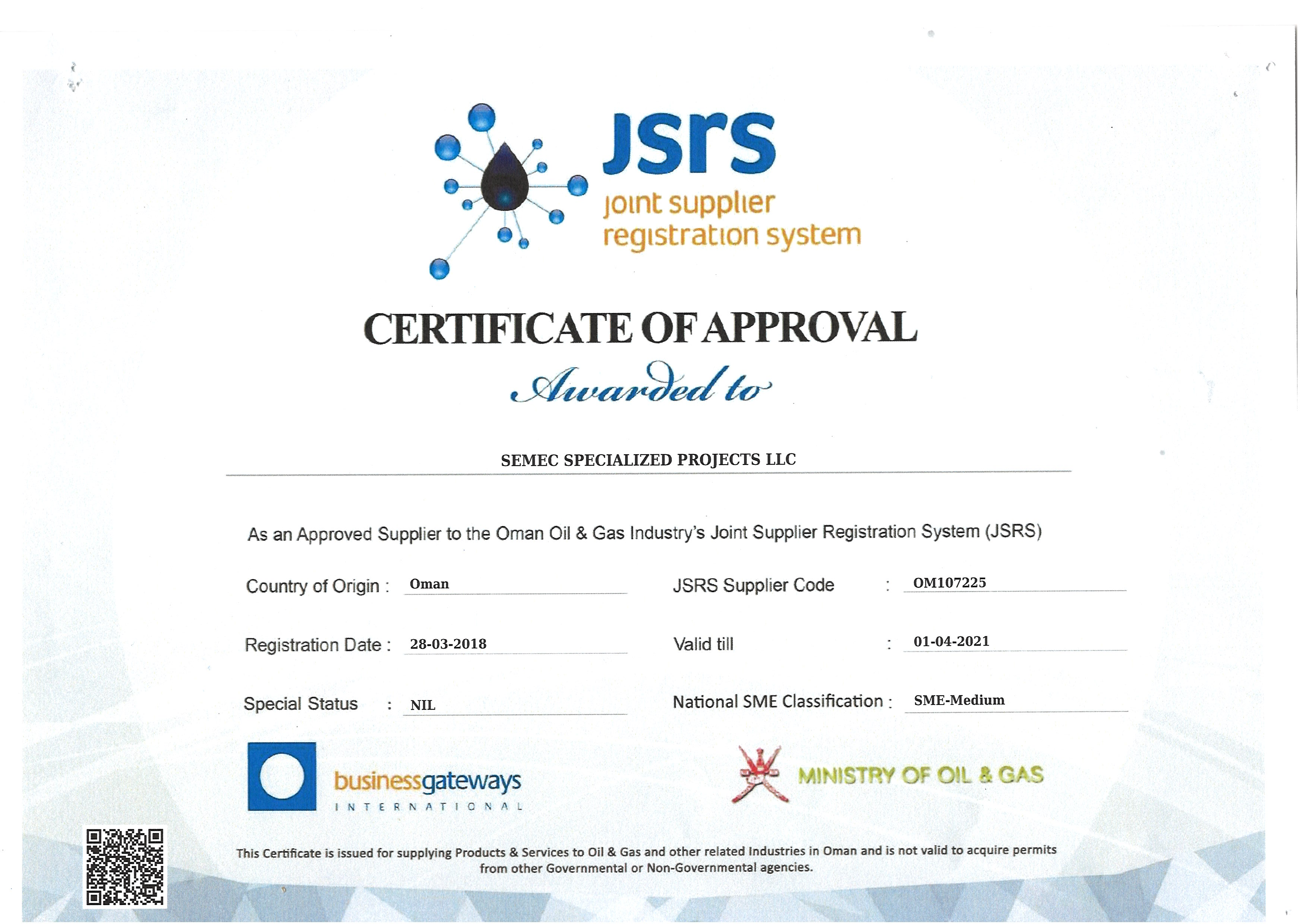SEMEC Specialized Projects LLC - Construction Management